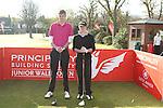 Principality Junior Wales Open 2012.Builth Wells Golf Club..11.04.12.©Steve Pope
