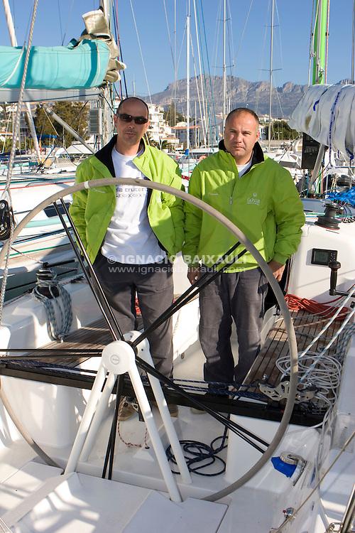 GD Sur El CampelloXXII Trofeo 200 millas a dos - Club Náutico de Altea - Alicante - Spain - 22/2/2008