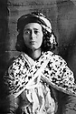 Iraq 1939.Aicha Khan, wife of Sheikh Mahmoud Barzinji, in Suleimania   .Irak 1939  .Souleimania:Aicha Khan, femme de Sheikh Mahmoud