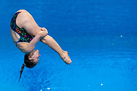 PUNZEL Tina GER<br /> 3m Springboard Women Preliminary<br /> Diving<br /> Budapest  - Hungary  15/5/2021<br /> Duna Arena<br /> XXXV LEN European Aquatic Championships<br /> Photo Giorgio Perottino / Deepbluemedia / Insidefoto