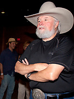 06 July 2020 - Country music and southern rock legend Charlie Daniels has passed away after suffering a stroke. The Grand Ole Opry member and Country Music Hall of Famer was 83. File Photo: June 10, 2011 - Duluth, GA - The legendary Charlie Daniels backstage prior to his show at Wild Bill's. Photo credit: Dan Harr/AdMedia
