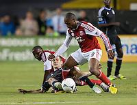 San Jose Earthquakes vs Portland Timbers, September 19, 2012