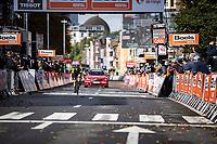 Grace Brown (AUS/Mitchelton-Scott) finishes 2nd<br /> <br /> 4th Liège-Bastogne-Liège-Femmes 2020 (1.WWT)<br /> 1 Day Race: Bastogne – Liège 135km<br /> <br /> <br /> ©kramon