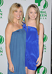 February 19,2009: Marla Maples & Tiffany Trump at The 6th Annual Global Green USA Pre-Oscar Party benefiting Green Schools held at Avalon in Hollywood, California. Copyright 2009 RockinExposures/NYDN