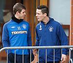 David Templeton and Ian Black