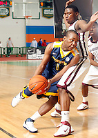 April 10, 2011 - Hampton, VA. USA;  Arif Andrews. participates in the 2011 Elite Youth Basketball League at the Boo Williams Sports Complex. Photo/Andrew Shurtleff