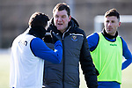St Johnstone Training…….20.02.20<br />