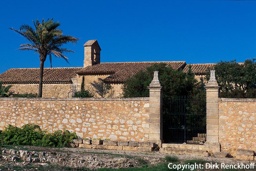 Spanien, Mallorca, Ermita de Sa Pau de Castelix