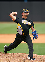 MSD Academy pitcher Raphel Ramos (14) during the IMG National Classic on March 29, 2021 at IMG Academy in Bradenton, Florida.  (Mike Janes/Four Seam Images)