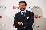 Vicente Dalmau attends to the presentation of the new guide wines and wineries of the magazine CN Traveler at Ritz Hotel in Madrid, Novermber 10, 2015.<br /> (ALTERPHOTOS/BorjaB.Hojas)
