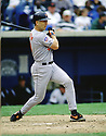 CIRCA 1997: Cal Ripken Jr.  #8  of the Baltimore Orioles at bat during a game from his 1997 season with the Baltimore Orioles. Cal Ripken Jr. played for 21 years, all with the the Baltimore Orioles, was a 19-time All Star, 2-time American League MVP and elected to the Baseball Hall of Fame in 2007..(Photo by: 1997 SportPics)  *** Local Caption *** Cal Ripken Jr