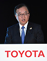 Toyota Motor reports third-quarter fiscal 2017 results