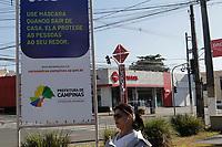 Campinas (SP), 26/05/2020 - Covid-19/Luto - Movimentação nesta terça-feira (26) na Av. Norte Sul. A cidade de Campinas, interior de São Paulo, confirmou nesta terça-feira (26) mais oito novos óbitos pelo coronavírus na cidade, sendo o maior número já registrado de mortes em um boletim divulgado pela secretaria de Saúde. O total de óbitos chega agora a 62. Ainda há 15 óbitos em investigação pela doença. Com o novo número, o prefeito de Campinas, Jonas Donizette (PSB) declarou luto oficial na cidade por três dias. A decisão será publicada no Diário Oficial de quinta-feira (28), de forma retroativa.