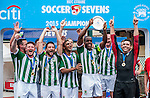 Trophy Masters - HKFC Citibank Soccer 7's 2015