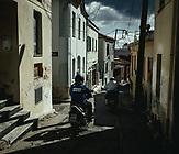 Mytilene, Lesbos, Griechenland