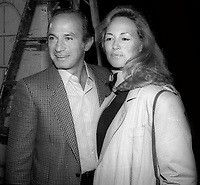 Ben Gazzara and wife Elke Undated<br /> Photo By Adam Scull/PHOTOlink.net