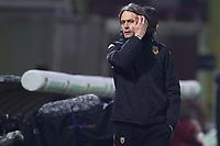 Filippo Inzaghi coach of Benevento Calciod\ during the Serie A football match between Benevento Calcio and AC Milan at stadio Ciro Vigorito in Benevento (Italy), January 03rd, 2021. <br /> Photo Cesare Purini / Insidefoto