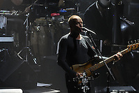 New-York (NY) USA - October 1st 2011 - Sting 60th birthday charity  concert at Beacon Theatre, with Lady Gaga, will.i.am ,Bruce Springsteen, Billy Joel, Robert Downey, Jr. and Mary J. Blige ,Tom Hanks and wife Rita Wilson, Jake Gyllenhaal, Darren Aronofsky and Melanie Griffith.  and Stevie Wonder