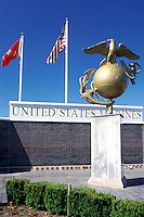 North Tonawanda, NY, New York, United States Marine Memorial
