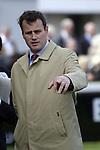 September 05, 2009:  Trainer David Wachman. The Tattersalls Millions Irish Champion Stakes. Leopardstown Racecourse, Dublin, Ireland.