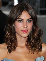 "NEW YORK CITY, NY, USA - MAY 05: Alexa Chung at the ""Charles James: Beyond Fashion"" Costume Institute Gala held at the Metropolitan Museum of Art on May 5, 2014 in New York City, New York, United States. (Photo by Xavier Collin/Celebrity Monitor)"