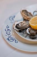 Europe/France/Aquitaine/33/Gironde/Bassin d'Arcachon/Arcachon: Restaurant: Diego Plage,  [Non destiné à un usage publicitaire - Not intended for an advertising use]