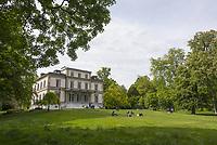 West Switzerland Genève Villa Moynier - 10.05.2017   usage worldwide
