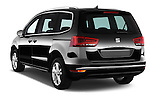 Car pictures of rear three quarter view of 2016 Seat Alhambra Style Advance 5 Door Minivan Angular Rear