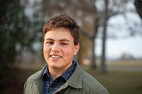 Gus-High School Portrait