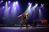 SÃO PAULO, SP 21.03.2019: JON SECADA-SP - O cantor cubano-americano, Jon Secada, se apresentou na noite desta quinta-feira (21), no Espaço das Américas, zona oeste da capital paulista. (Foto: Ale Frata/Codigo19)