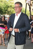 NEW YORK, NY - JULY 25: Joe Scarborough at 'The Campaign' New York Premiere at Sunshine Landmark on July 25, 2012 in New York City. ©RW/MediaPunch Inc. /NortePhoto.com<br /> <br /> **SOLO*VENTA*EN*MEXICO**<br />  **CREDITO*OBLIGATORIO** *No*Venta*A*Terceros*<br /> *No*Sale*So*third* ***No*Se*Permite*Hacer Archivo***No*Sale*So*third*©Imagenes*con derechos*de*autor©todos*reservados*.