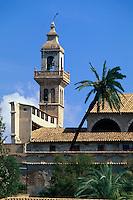 Kirche Santa Clara in Palma de Mallorca, Mallorca, Spanien
