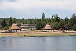 La Conner, Swniomish Reservation, Swinomish Channel,  Skagit County, Washington State,