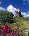 BRB, Barbados, Gunhill Signal Station: denkmalgeschuetzte Signalstation | BRB, Barbados, Gunhill Signal Station