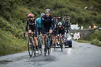 Thomas De Gendt (BEL/Lotto Soudal)<br /> <br /> Stage 9 from Cluses to Tignes (144.9km)<br /> 108th Tour de France 2021 (2.UWT)<br /> <br /> ©kramon