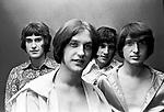 The Kinks 1966 Ray Davies, Dave Davies, Mick Avory and Pete Quaife.© Chris Walter.
