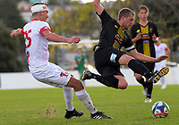 170605 Chatham Cup Football - Glenfield Rovers v Birkenhead United