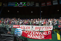 Portland, Oregon - Wednesday, August 6, 2014: Major League Soccer (MLS) All-Stars vs FC Bayern Munich the march in at Providence Park.