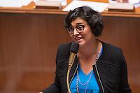 MYRIAM EL KHOMRI - ASSEMBLEE NATIONALE - SEANCE DE QUESTIONS AU GOUVERNEMENT