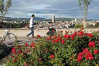 Rosengarten, Bern, Switzerland, 27 August 2011