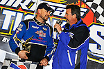 Feb 13, 2010; 10:21:37 PM; Barberville, FL., USA; The UNOH sponsored World of Outlaws event running the 39th Annual DIRTCar Nationals at Volusia Speedway Park.  Mandatory Credit: (thesportswire.net)
