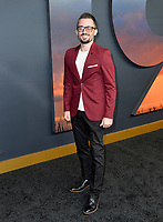 "LOS ANGELES, USA. December 19, 2019: Brad Lambert at the premiere of ""1917"" at the TCL Chinese Theatre.<br /> Picture: Paul Smith/Featureflash"