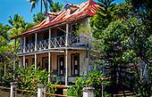 Maison coloniale, Canala