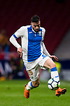 Diego Rico Salguero of CD Leganes in action during the La Liga 2017-18 match between Atletico de Madrid and CD Leganes at Wanda Metropolitano on February 28 2018 in Madrid, Spain. Photo by Diego Souto / Power Sport Images