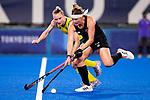 Tokyo 2020 - Blackstick's Women v Australia, 29 July 2021