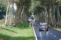 Daniela Campos (POR/Bizkaia Durango)<br /> <br /> Women Elite Individual Time Trial from Knokke-Heist to Bruges (30.3 km)<br /> <br /> UCI Road World Championships - Flanders Belgium 2021<br /> <br /> ©kramon