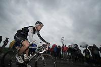Gregory Rast (SUI/Trek Factory Racing)<br /> <br /> 2014 Tour de France<br /> stage 5: Ypres/Ieper (BEL) - Arenberg Porte du Hainaut (155km)