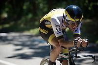 Paul Martens (DEU/LottoNL-Jumbo)<br /> <br /> stage 13 (ITT): Bourg-Saint-Andeol - Le Caverne de Pont (37.5km)<br /> 103rd Tour de France 2016