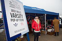 General view of the Jack Wills outlet during the 131st Varsity Match between Oxford University and Cambridge University at Twickenham on Thursday 06 December 2012 (Photo by Rob Munro)