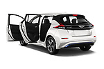 Car images of 2020 Nissan Leaf SV 5 Door Hatchback Doors